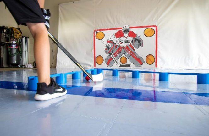 Hockey Stickhandling